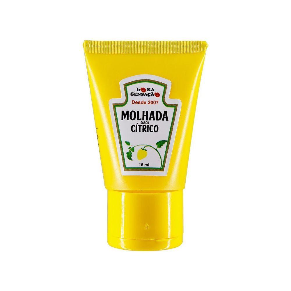 Molhada Gel Comestível Hot 15ml
