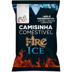 Camisinha Solúvel Funcional Fire Ice